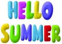 Programe de vară  Sunny Summer